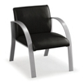 Symphony 400 lb Weight Capacity Fabric Guest Chair, 75338
