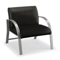 Symphony 700 lb Capacity Fabric Guest Chair, 75339