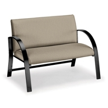 Symphony Two Person Fabric Loveseat, 75340