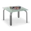 Symphony Glass End Table, 75341