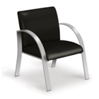 Symphony Guest Chair in Vinyl, CD04761