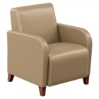 Big and Tall Vinyl Guest Chair, CD02370