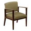 Oversized Fabric Guest Chair, 75437