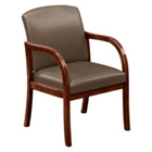 Vinyl Arm Chair, CD03166