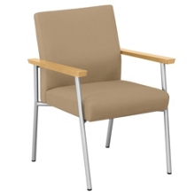 Uptown Guest Chair in Premium Upholstery, 75471
