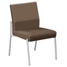 Uptown Armless Guest Chair in Premium Upholstery, 75472