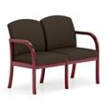 Two Seat Fabric Sofa, 75497