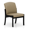 Armless Vinyl Guest Chair, 75507
