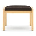 One Seat Bench in Fabric, 75528