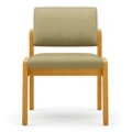 Vinyl Armless Guest Chair, 75533