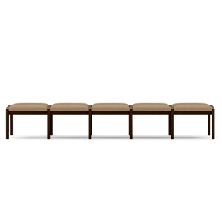 Five Seat Bench in Vinyl, 75547
