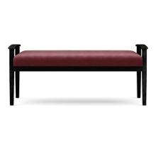 Fabric Two-Seat Bench, 75552