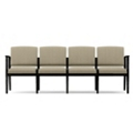 Fabric Four-Seat Sofa, 75556