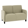 Fabric Two Seat Sofa, 75587