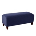 Loveseat Bench in Fabric, 75599