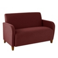 Vinyl Loveseat, 75611