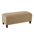 Loveseat Bench in Vinyl, 75625