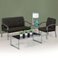 Diamond Loveseat and Guest Chair Reception Set, 76372