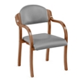 Polyurethane Bentwood Frame Stack Chair , 75675