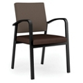 Designer Guest Chair with Vinyl Seat, 76032