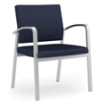 400 lb. Capacity Solid Fabric Guest Chair, 76033