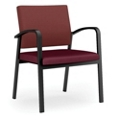 400 lb. Capacity Designer Guest Chair with Vinyl Seat, 76034