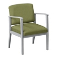 Mason Street Fabric Guest Chair with Arms, 76076