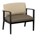 Mason Street Fabric or Polyurethane Bariatric Chair, 76088