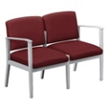 Mason Street Fabric Two Seat Sofa, 76096