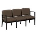 Mason Street Fabric Three Seat Sofa, 76106