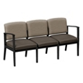 Mason Street Fabric and Polyurethane Three Seat Sofa , 76108