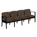 Mason Street Fabric Four Seater Sofa , 76116