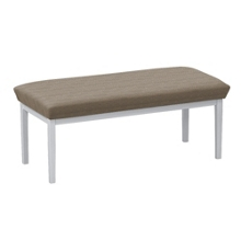 Mason Street Fabric Two Seat Bench, 76138
