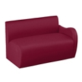 Synergy Collection Fabric Left Arm Loveseat , 76175