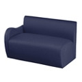 Synergy Right Arm Fabric Loveseat, 76176