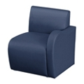 Synergy Collection Polyurethane or Combination Left Arm Chair , 76186