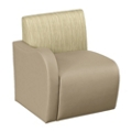 Synergy Collection Polyurethane or Combination Right Arm Chair, 76187