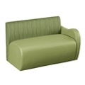 Synergy Collection Polyurethane or Combination Left Arm Loveseat , 76190