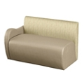 Synergy Collection Polyurethane or Combination Right Arm Loveseat , 76191