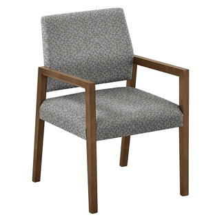 """Fabric Guest Chair - 22.5""""W x 23.5""""D, 76284"""