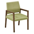 "Polyurethane or Fabric/Poly Combination Guest Chair - 22.5""W x 23.5""D, 76301"