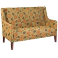 Fabric Sofa with Wood Legs, 76322