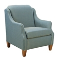 Fabric Upholstered Guest Chair, 76330