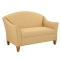 Fabric Upholstered Loveseat, 76338