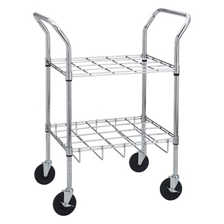 Transport Cart for 12 Oxygen Cylinders, 31779