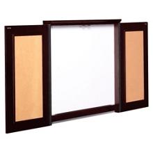 "48""x48"" Melamine Presentation Board, 80214"