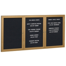 "Indoor Directory Board 72""x48"", 80237"