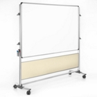 Double-Sided Whiteboard Idea Wall, 80282