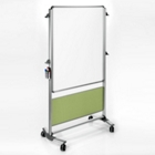 Double-Sided Mobile Whiteboard, 80283