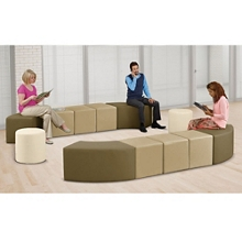 Double Arch Modular Bench Set, 82108